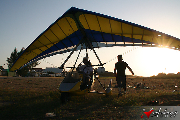 Toucan Fly Ultralight Aircraft