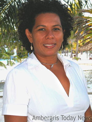 Patty Arceo PUP Belize Rural South Candidate