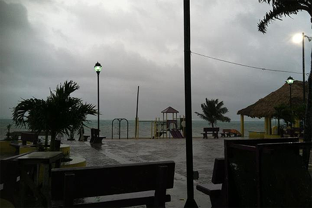 Belize Given All Clear of Hurricane Ernesto